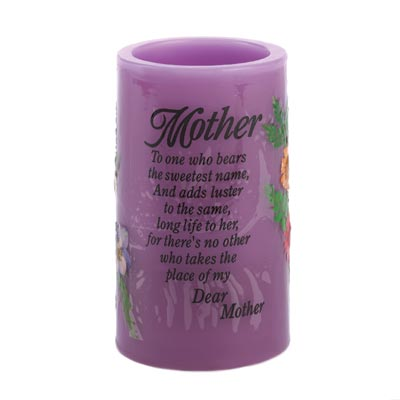 Mother's Day Gifts LED Candle gorgeous gift for Mom