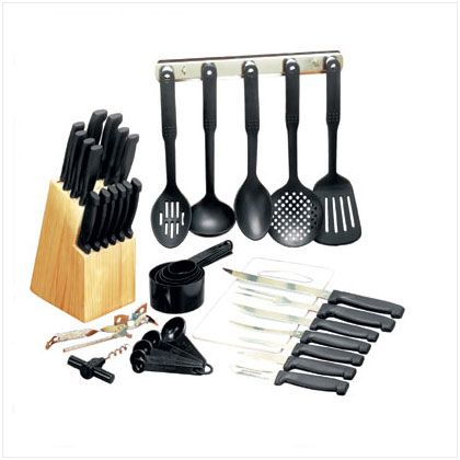 Complete Utensil set for a new kitchen, incredible Value!