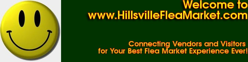 World Famous Hillsville Flea Market Memorial Day and Labor Day in Hillsville, Virginia