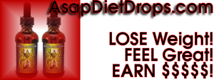 ASAPDietDrops.com Lose Weight Feel Great Start a Business